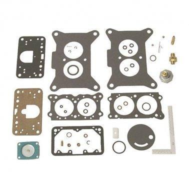 KIT CARBURATEUR HOLLEY 2 CORPS POUR MOTEURS VOLVO PENTA, OMC