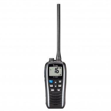 VHF PORTABLE ICOM IC-M25 FLOTTANTE + FLASH