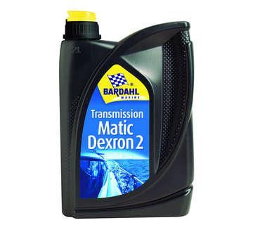 MATIC MARINE DEXRON II Huile hydraulique de direction