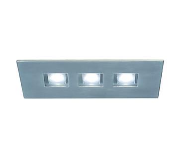 SPOT LED RECTANGULAIRE INOX