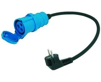MINI- PLEX ADAPTATEURS USE/CEI 3126 avec câble - IP44