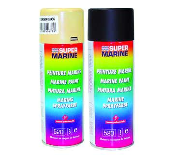 "PRIMAIRE ANTI-ROUILLE BRUN/ROUGE "" SUPER MARINE """