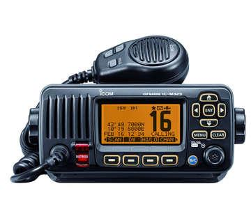 VHF FIXE ASN ICOM-M323 NOIRE