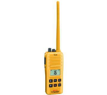 VHF PORTABLE ÉTANCHE GMDSS POUR RADEAUX DE SURVIE