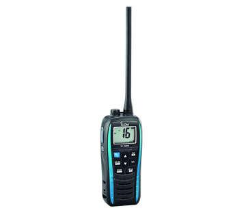 VHF PORTABLE ICOM IC-M25 FLOTTANTE + FLASH