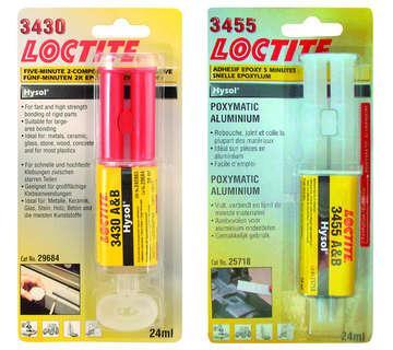 COLLE EPOXY LOCTITE 3450 POXY ACIER