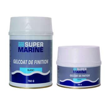 GEL COAT POLYESTER de FINITION + CATALYSEUR
