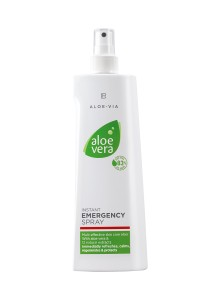 Aloe vera emergency spray 2