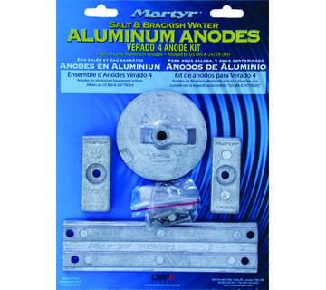 KIT ANODE MERCURY VERADO 4