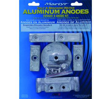 KIT ANODE MERCURY VERADO 6