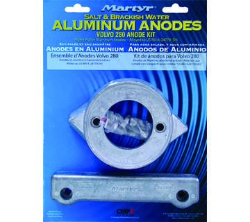 KIT ANODE VOLVO 280