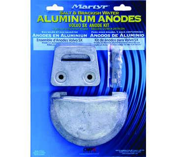 KIT ANODE VOLVO SX