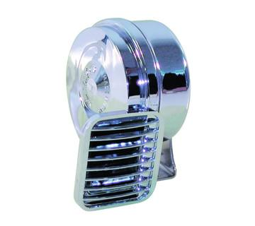 AVERTISSEUR CHROME MT1-H - 12V