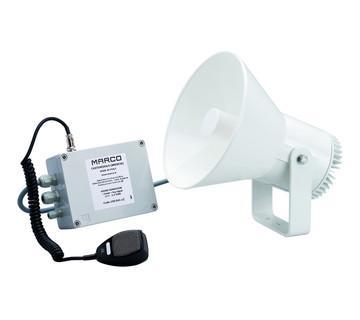 AVERTISSEUR ELECTRONIQUE EW2-MS