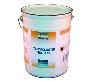 COLLE POLYESTER FIBRÉE