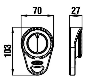 Compas de relevement orion3
