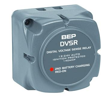 DVSR COUPLEUR AUTOMATIQUE DE BATTERIES 12/24V