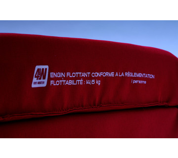 Coussin flottant 3