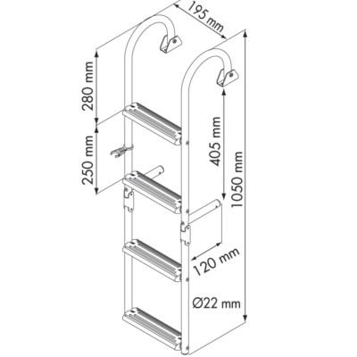 Echelle 30535 schema