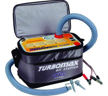 Gonfleur elect bravo turbomax 1