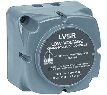 Lvsr relais delestage 12v 40a