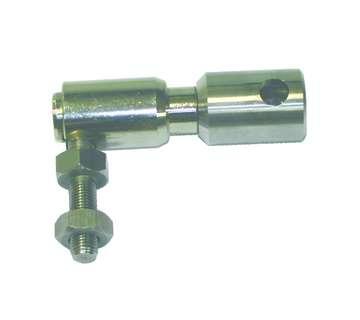 Rotule inox pour cable 2