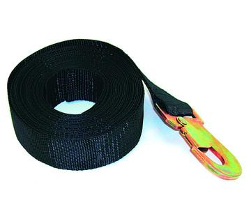 SANGLE DE TRACTION NOIRE 1500 KG