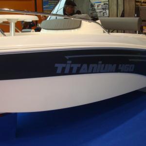 Titanium 460 c