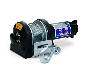 TREUIL ELECTRIQUE «SUPERWINCH» X2F (capacité 1361 kg)