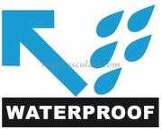 Waterproof icon 1